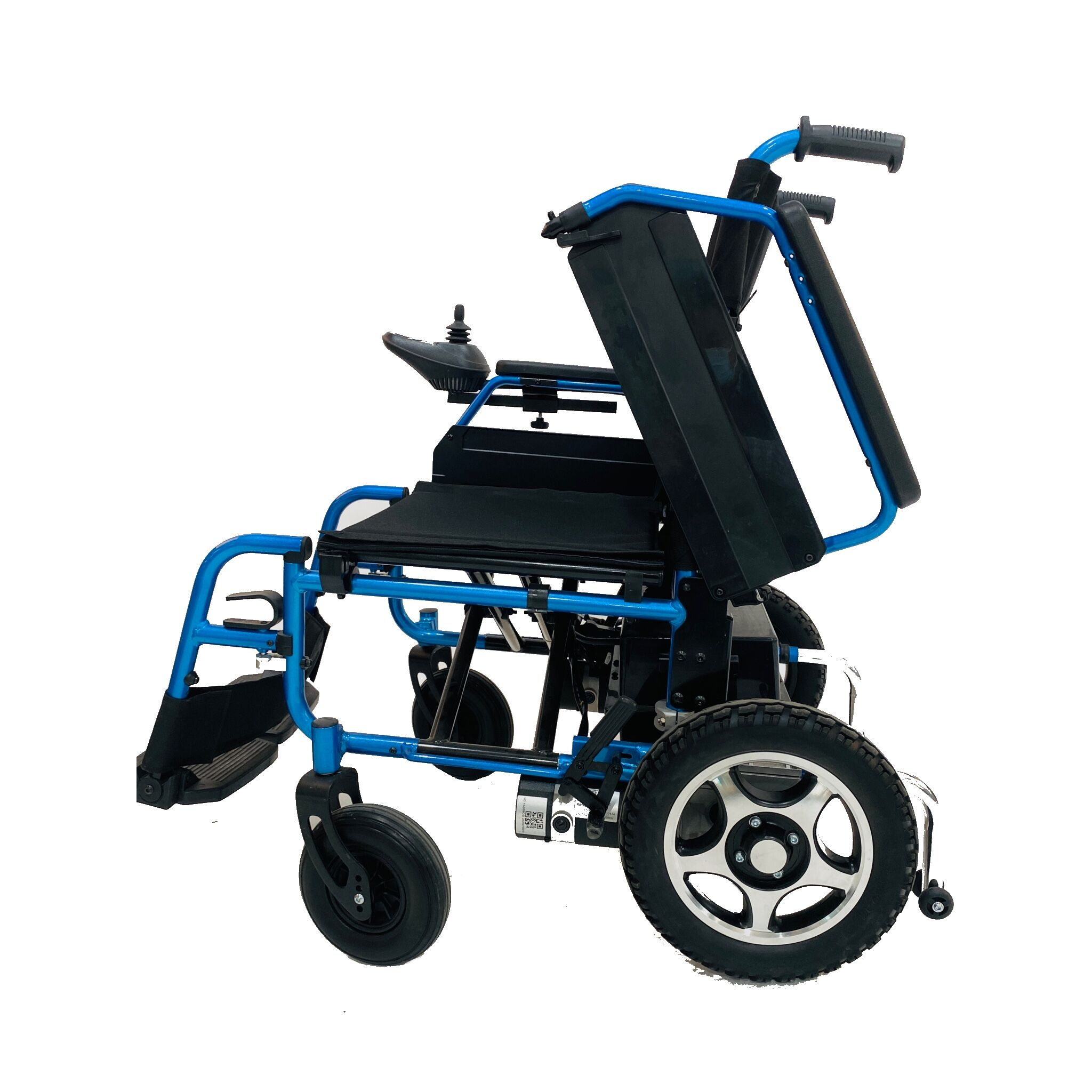 ECONOMICAL POWERED WHEELCHAIR