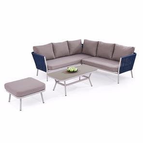 Outdoor Garden Furniture Rope Sofa Set
