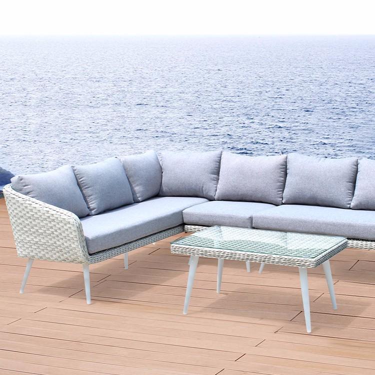 Rattan Furniture Outdoor Garden Sofa
