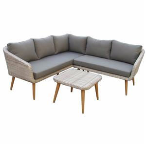 Wicker Furniture Garden Sofa Set