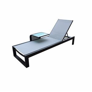 Sling Chaise Lounge Outdoor Patio Furniture