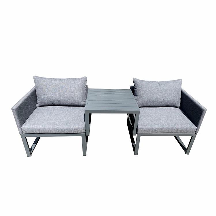 Leisure Patio Small Sofa Set Fournisseur