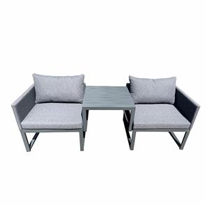 Leisure Patio Small Sofa Set Supplier