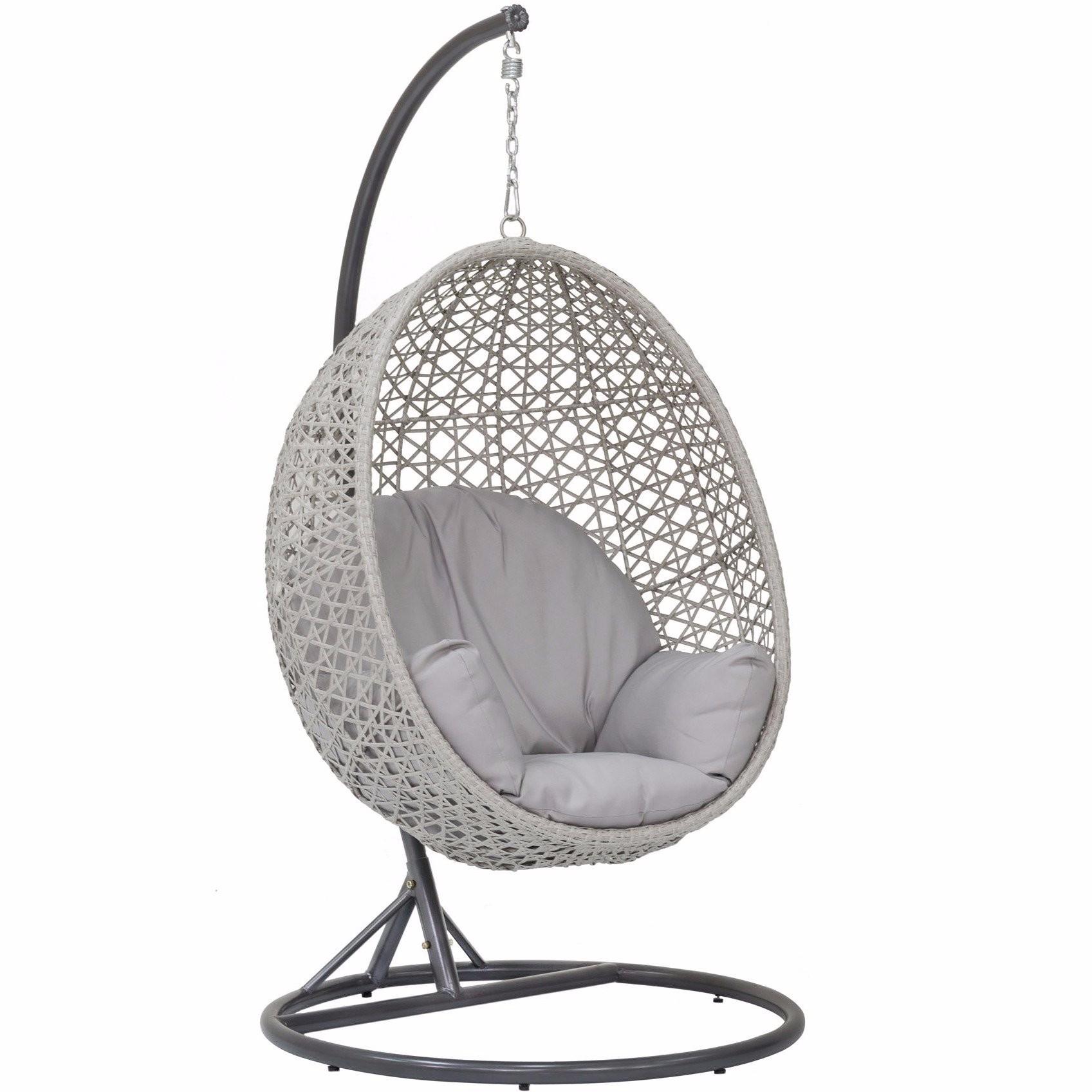 Rattan POD Hanging Egg Swing Chair