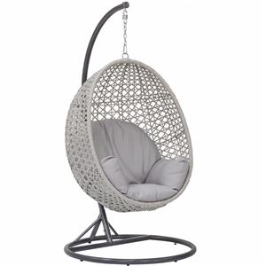 Rattan POD Hanging Egg Swing Chair