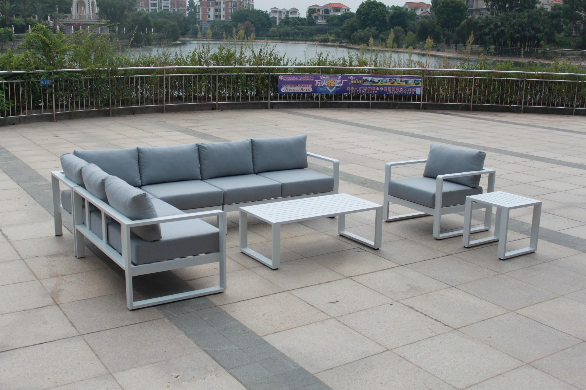 L Shaped Garden Furniture Outdoor Sofa Manufacturers, L Shaped Garden Furniture Outdoor Sofa Factory, Supply L Shaped Garden Furniture Outdoor Sofa