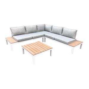 Modular Garden Furniture Corner Outdoor Sofa