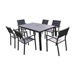 Modern Outdoor Square Dining Furniture