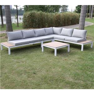 Teak Wood Furniture Sofa Lounge Set