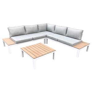 Aluminum Outdoor Furniture Patio Sofa