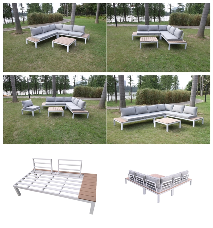 small outdoor couch