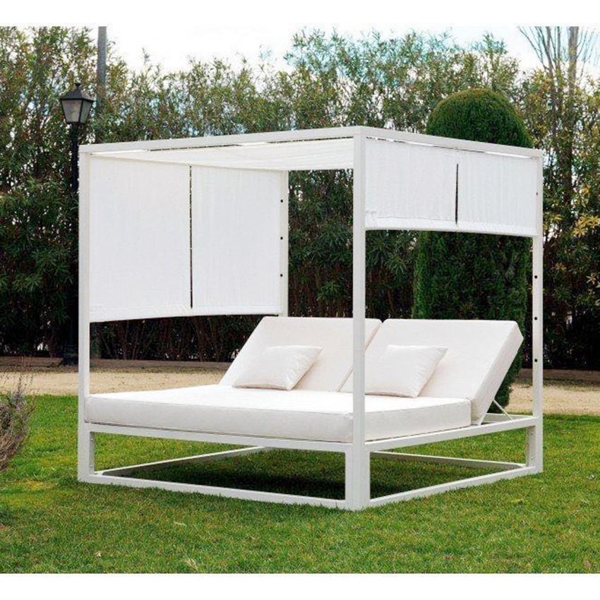 Aluminum Patio Garden Daybed Outdoor