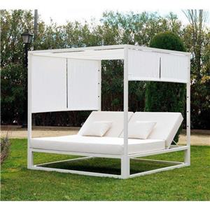 Aluminum Patio Garden Daybed Outdoor
