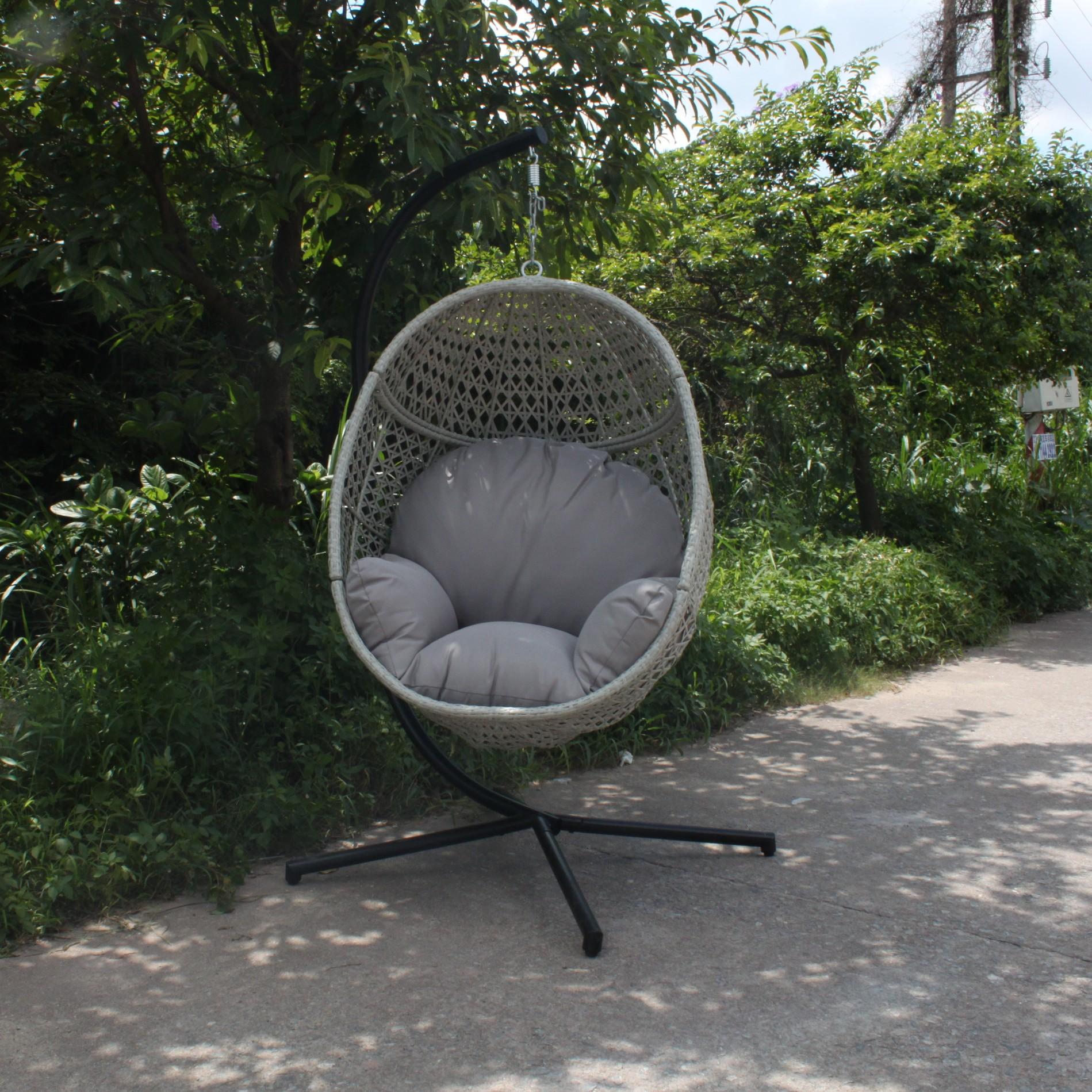Best Sale Garden Egg Swing Chair Manufacturers, Best Sale Garden Egg Swing Chair Factory, Supply Best Sale Garden Egg Swing Chair