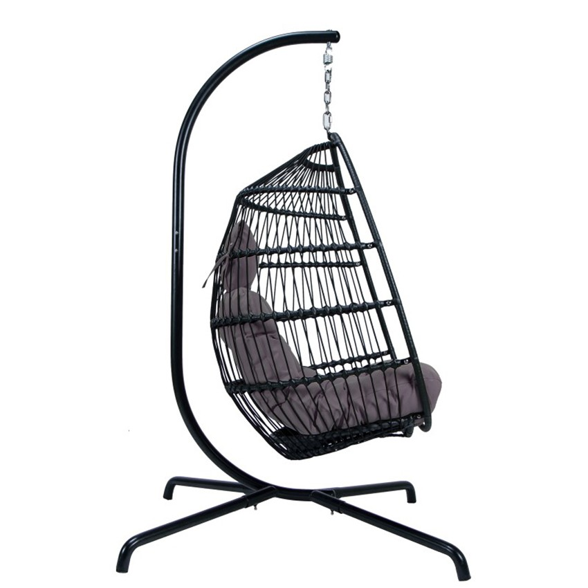 Foldable Rope Outdoor Hanging Chair Manufacturers, Foldable Rope Outdoor Hanging Chair Factory, Supply Foldable Rope Outdoor Hanging Chair
