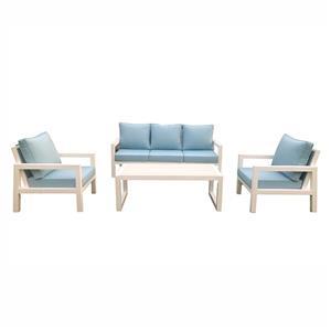 Discount Outdoor Furniture Garden Rope Sofa