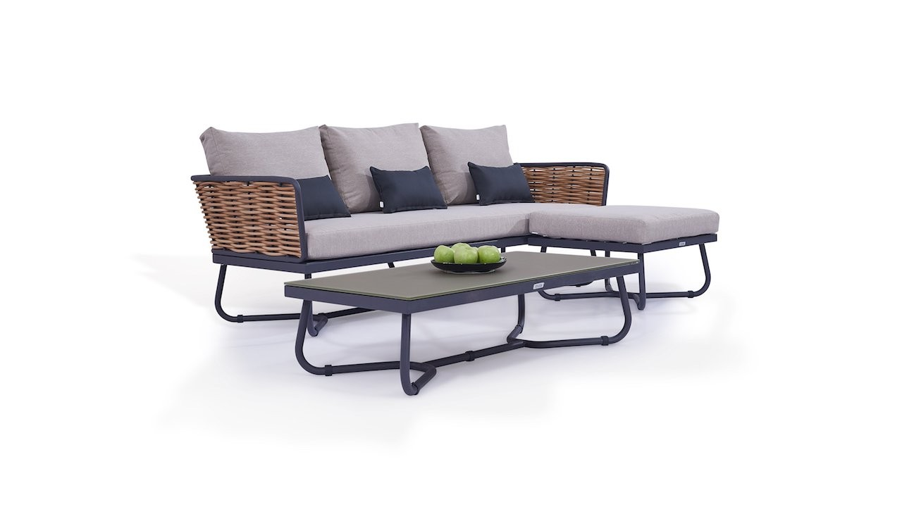 Garden Furniture Outdoor Patio Rattan Sofa Manufacturers, Garden Furniture Outdoor Patio Rattan Sofa Factory, Supply Garden Furniture Outdoor Patio Rattan Sofa