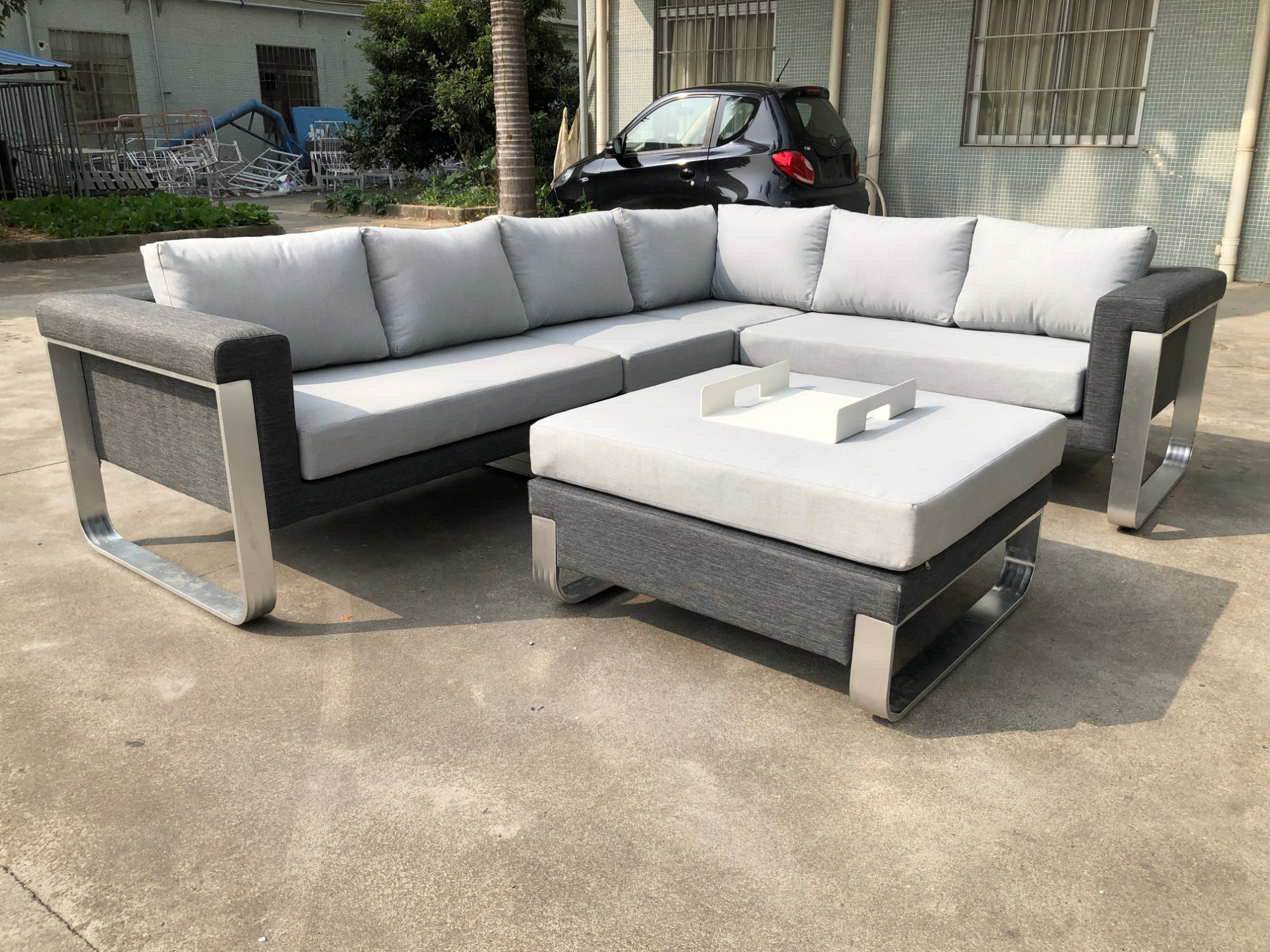 Outdoor Rope Furniture Patio Garden Sofa Manufacturers, Outdoor Rope Furniture Patio Garden Sofa Factory, Supply Outdoor Rope Furniture Patio Garden Sofa