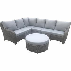 Rattan Outdoor Couch Garden Rattan Sofa Set