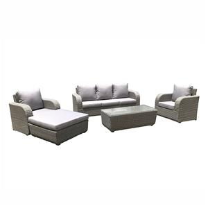 Rattan Conservatory Furniture New Outdoor Sofa