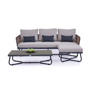 Garden Furniture Outdoor Patio Rattan Sofa