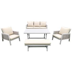 Corner Sofa Outdoor Garden Furniture