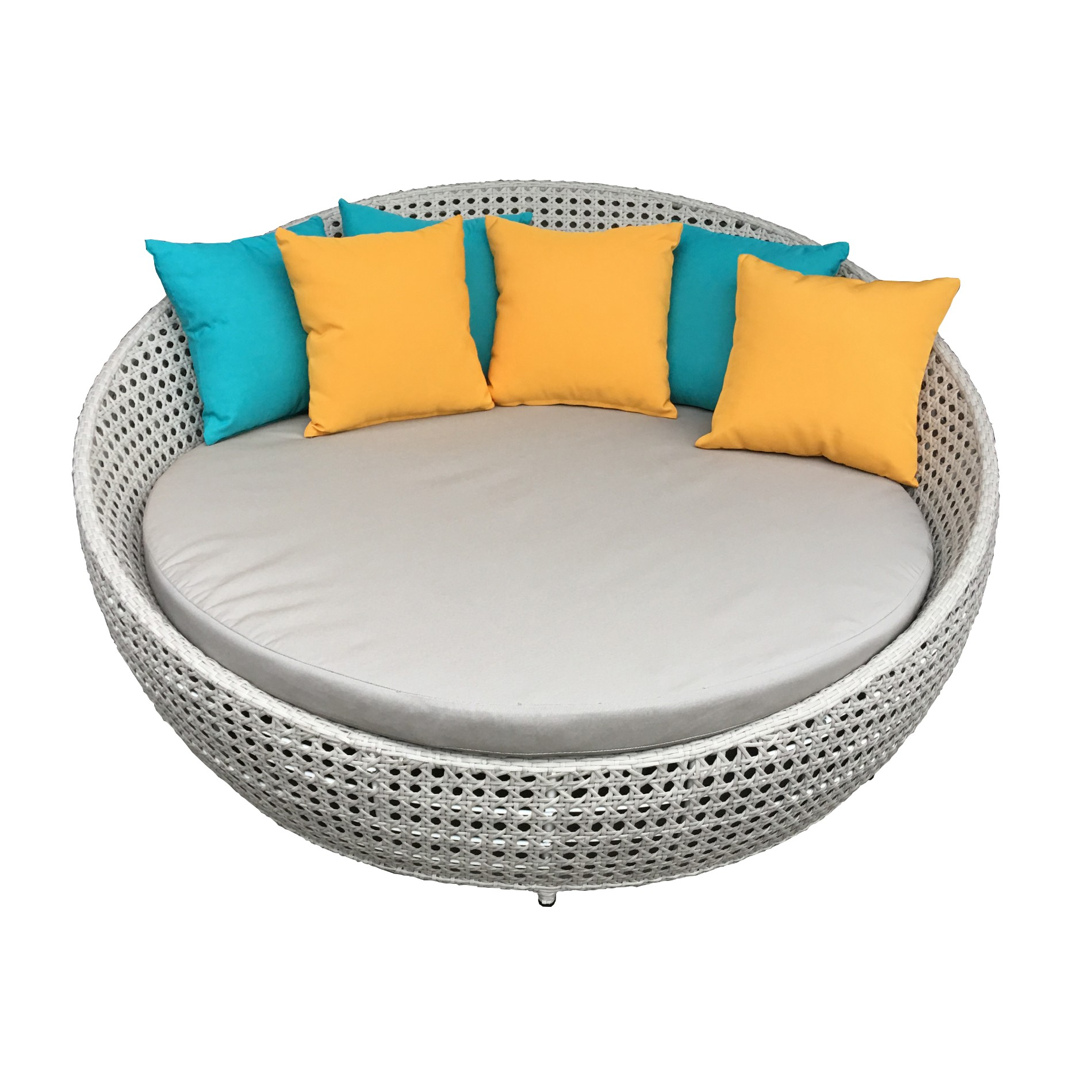 Wicker Outdoor Day Bed