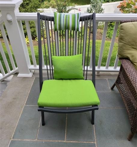 Cadeiras dobráveis com móveis de jantar exclusivos Oudoor