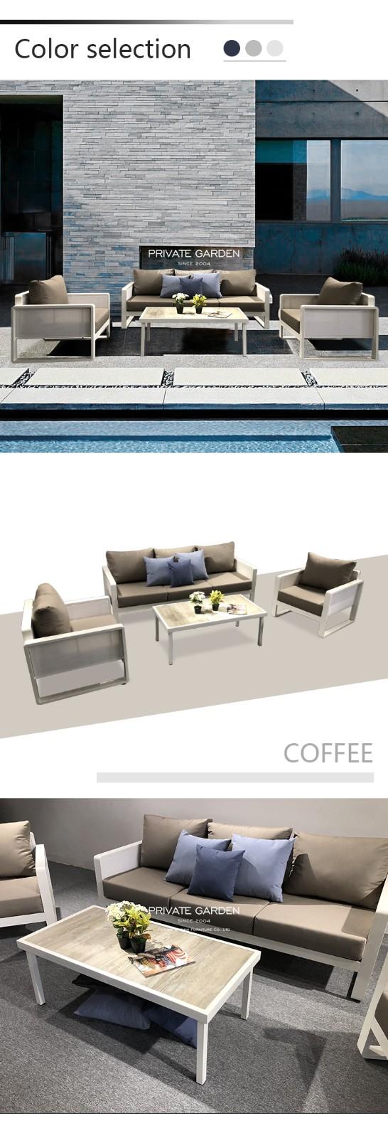 balcony sofa set