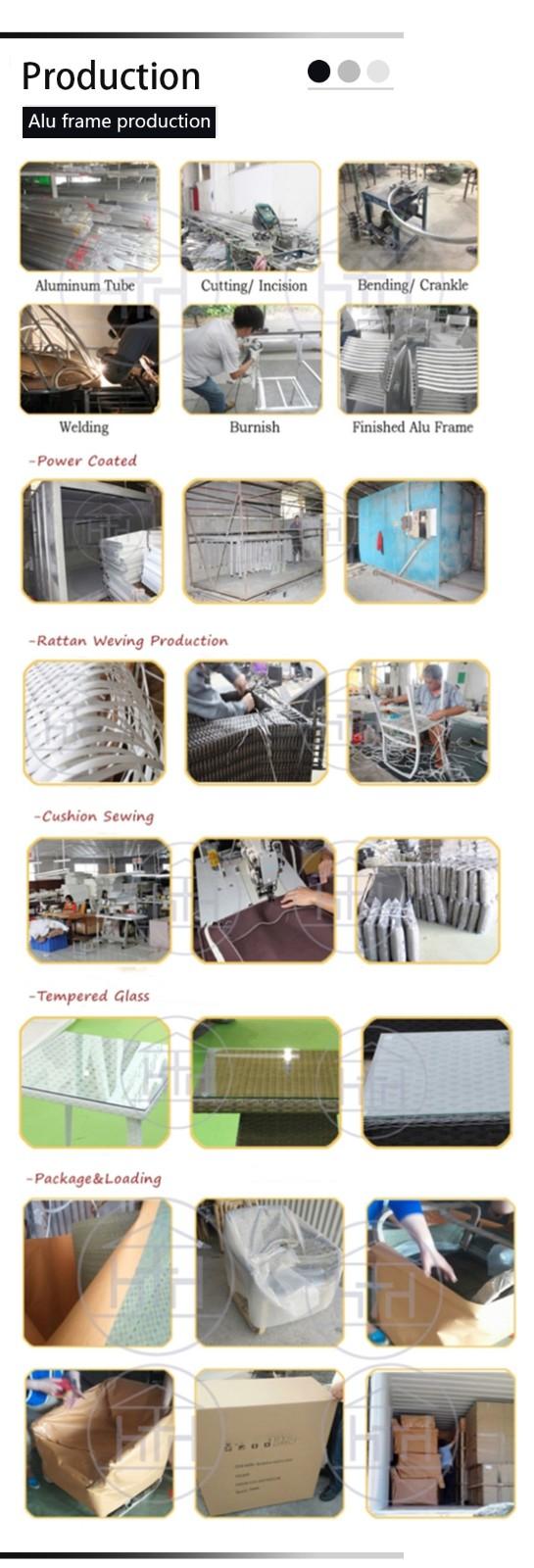 garden furniture set supplier