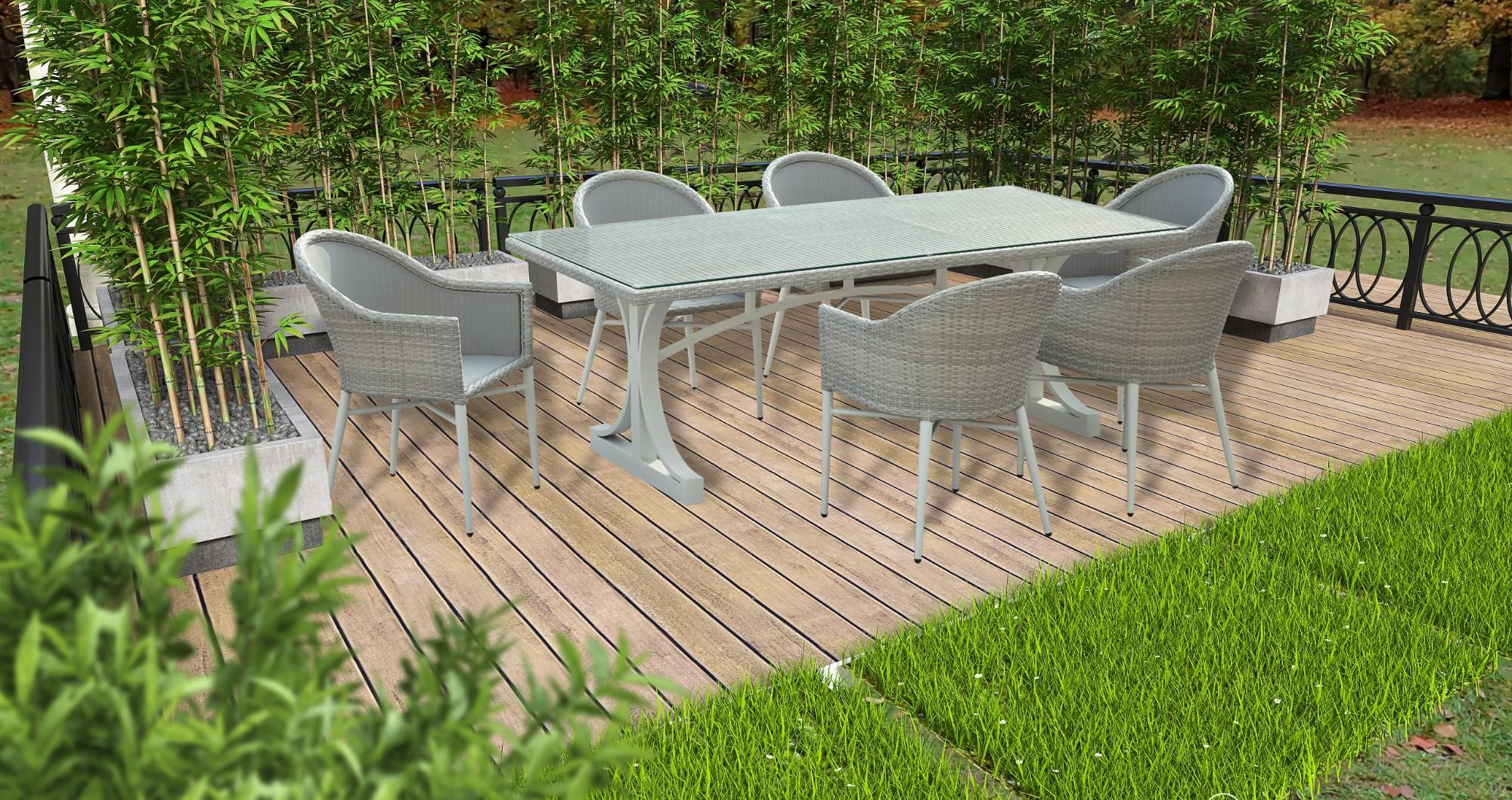 Fournisseur de jeu de table à manger en plein air