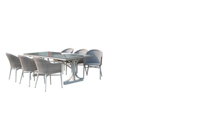 Столовая на открытом воздухе