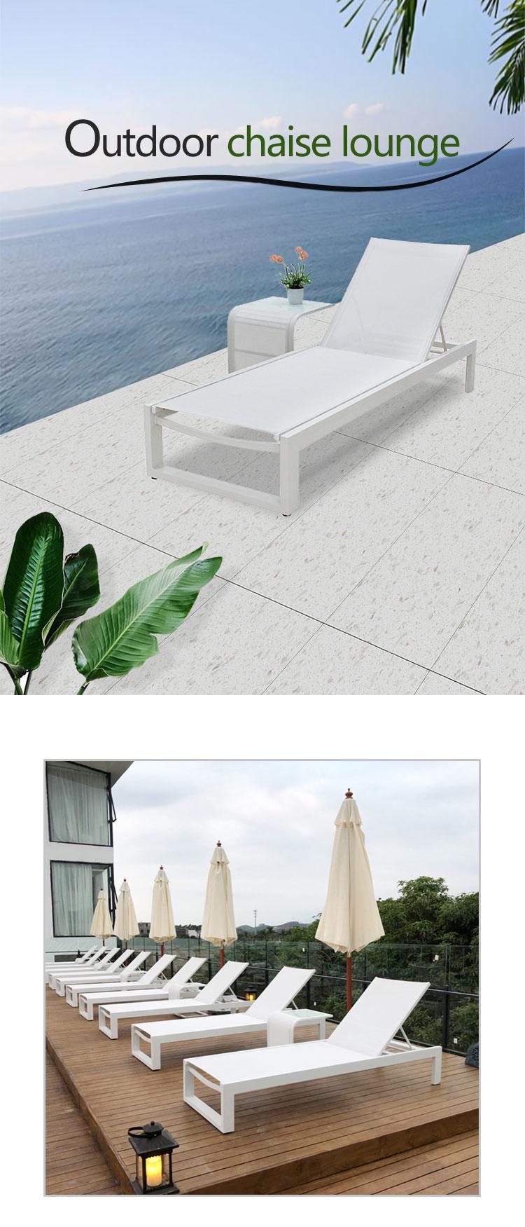 sunbed outdoor furniture