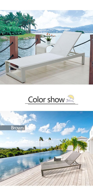 sun beds outdoor furniture manufacturer