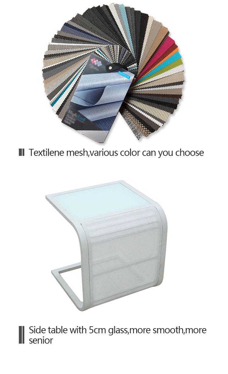 aluminum folding bench