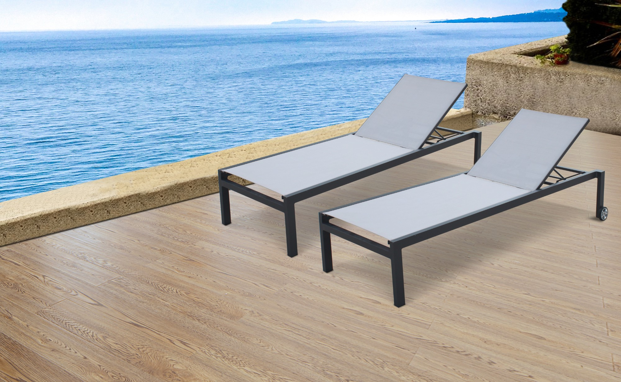 pool lounge chair sun beds outdoor furniture Manufacturers, pool lounge chair sun beds outdoor furniture Factory, Supply pool lounge chair sun beds outdoor furniture