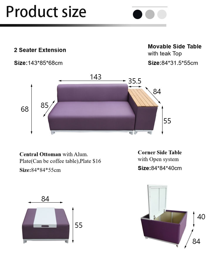 foshan furniture outdoor