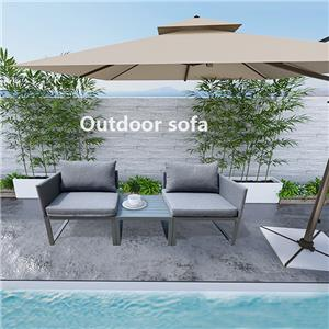 Mordern Outdoor Balcony Table Set