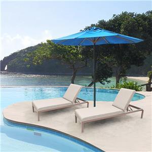 كرسي صالة حمام سباحة سرير شمس أثاث خارجي