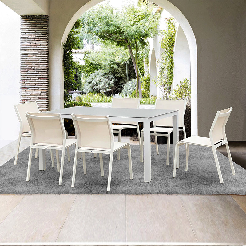 cheap garden outdoor dining furniture