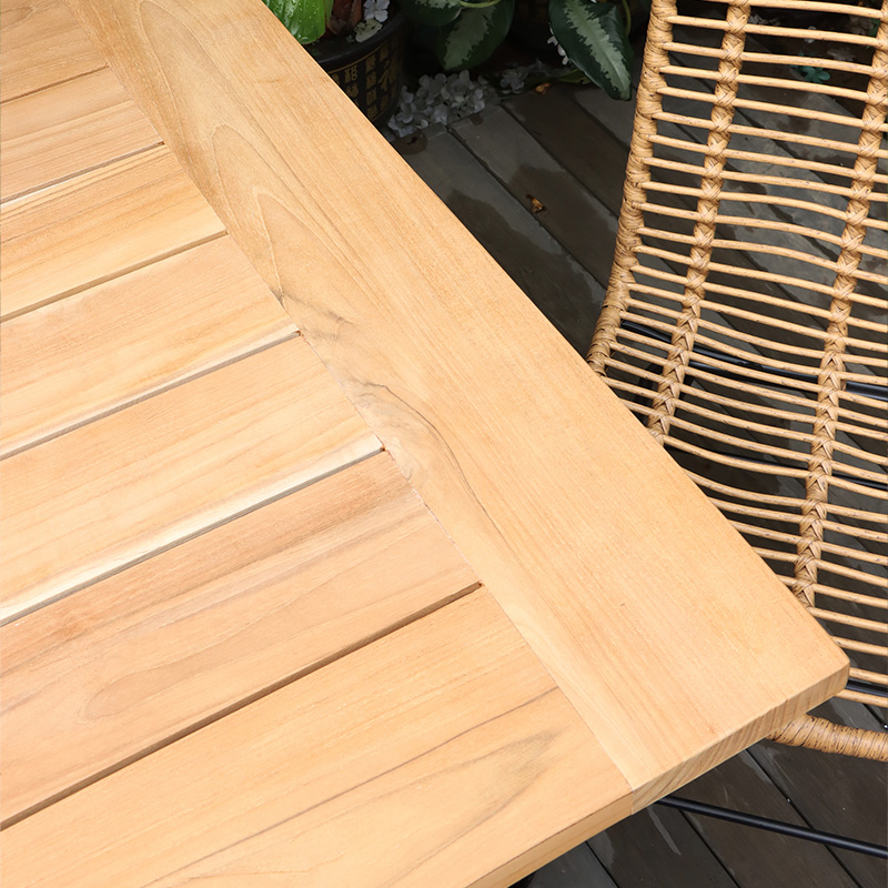 wooden outdoor dining set patio square table Manufacturers, wooden outdoor dining set patio square table Factory, Supply wooden outdoor dining set patio square table