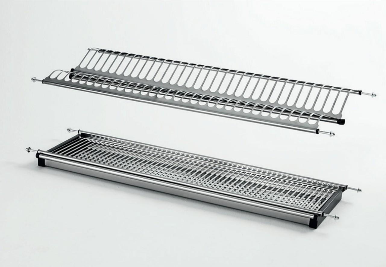 cabinet dish Draining rack