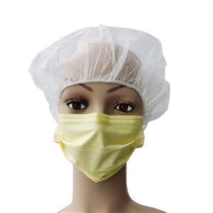 BFE99 VFE99 PFE99 Einweg-Vlies-Gesichtsmaske für Erwachsene 3,5 mm flache Ohrmuschel-Maskenbandmasken