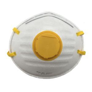 N95-Atemschutzmaske 3-fach Vlies N95-Atemschutzmaske mit Einweg-Staubmaske