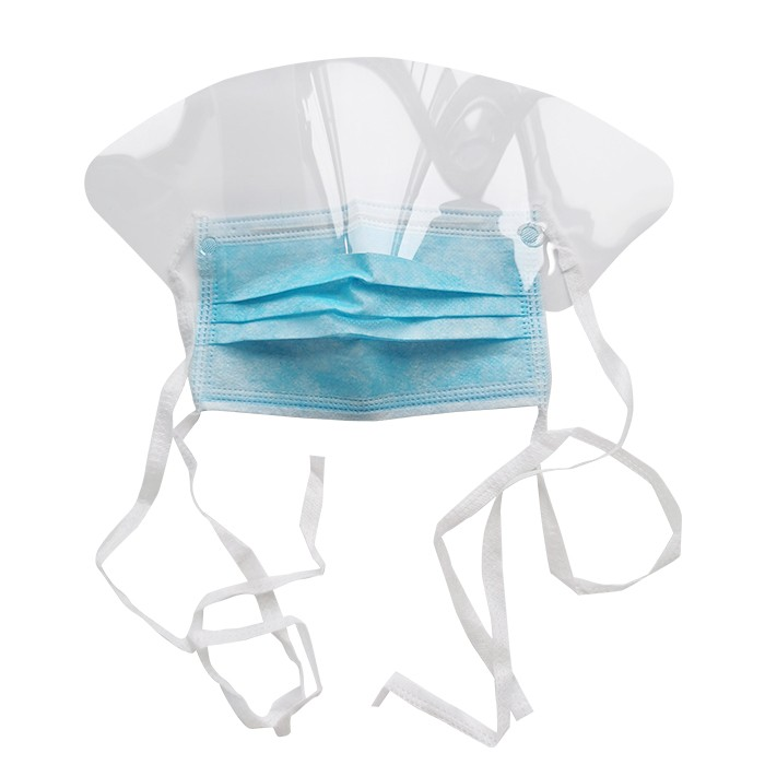 Healthcare Hospital Single Use 3ply Non Woven Dental Shield Mask Face Mask With Plastic Eye Shield Manufacturers, Healthcare Hospital Single Use 3ply Non Woven Dental Shield Mask Face Mask With Plastic Eye Shield Factory, Supply Healthcare Hospital Single Use 3ply Non Woven Dental Shield Mask Face Mask With Plastic Eye Shield