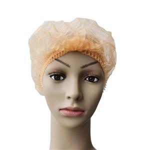 Xiantao Factory Non Woven Disposable Strip Cap Disposable PP Clip Cap Disposable Bonnet