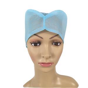 PP Non Woven Surgical Doctors Caps Doctor Cap Surgeon Disposable For Surgical Doctors