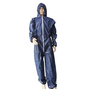 CE Certified Factory Pp Coverall Disposable Pp Overall Disposable Jumpsuits