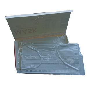 Einzelverpackung Einweg-Krankenhausmaske Chirurgische Maske Schutzgesichtsmaske