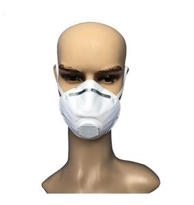 FFP2 Respirator Mask N95 Cone Shaped Face Mask Dust Masks Types For Industry